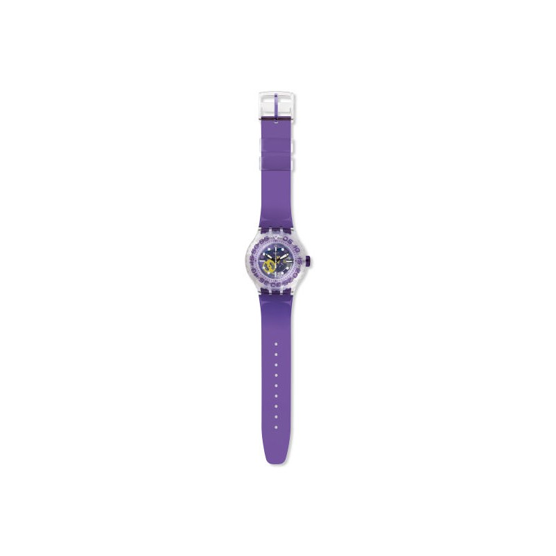 Orologio unisex swatch scuba berry-mini - SUUK106