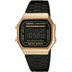 OROLOGIO CASIO COLLECTION RETRO A168WEGB-1BEF