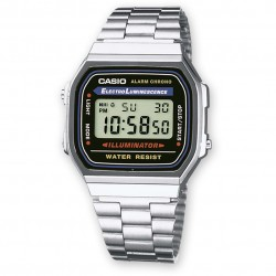 OROLOGIO CASIO COLLECTION RETRO A168WA-1YES