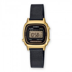 OROLOGIO CASIO COLLECTION RETRO LA670WEMB-1EF