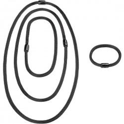 Collana- bracciale Breil new snake soft - TJ2842