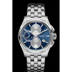Orologio uomo hamilton jazzmaster auto chrono - H32596141
