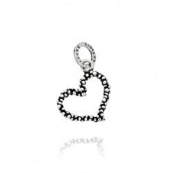Charm giovanni raspini love-cuore mimosa - 09467