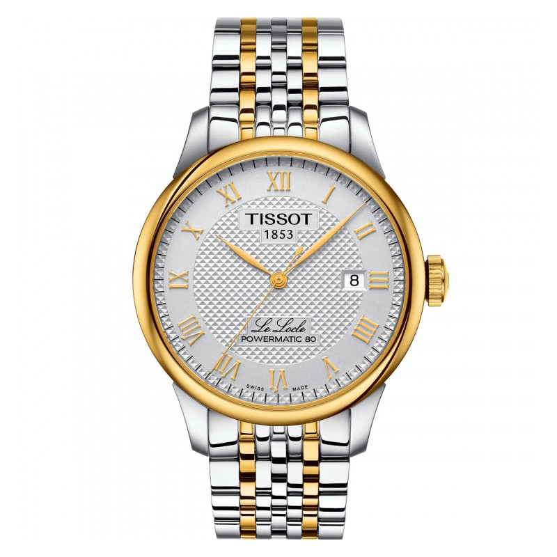 Orologio tissot T-Classic le locle Powermatic 80 - T006.407.22.033.01