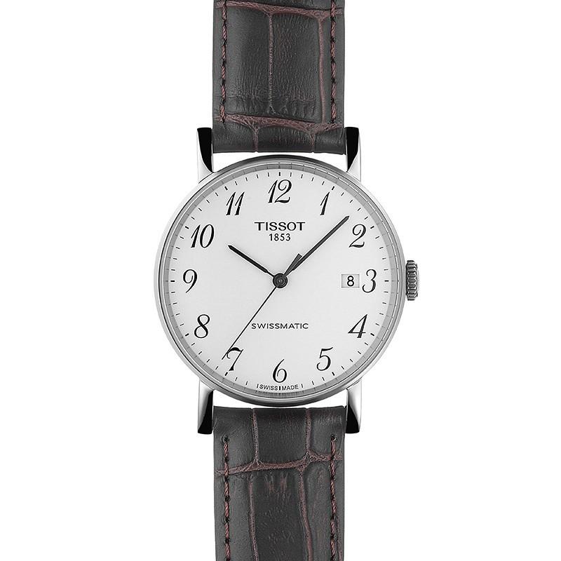Orologio uomo tissot t-classic everytime swissmatic - T109.407.16.032.00