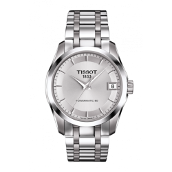 Orologio donna tissot t-classic COUTURIER automatic Powermatic80 LADY -T035.207.11.031.00