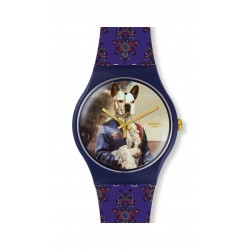 Orologio unisex swatch magies d'Hiver sir dog - SUON120