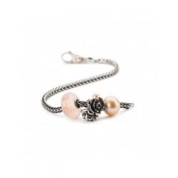 Thumbnail Beads trollbeads rosa d'amore-speciale festa della mamma 2021 - TAGBE-00274
