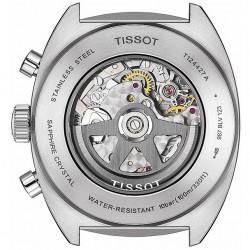 Thumbnail Orologio automatico uomo tissot heritage 1973 - T124.427.16.041.00
