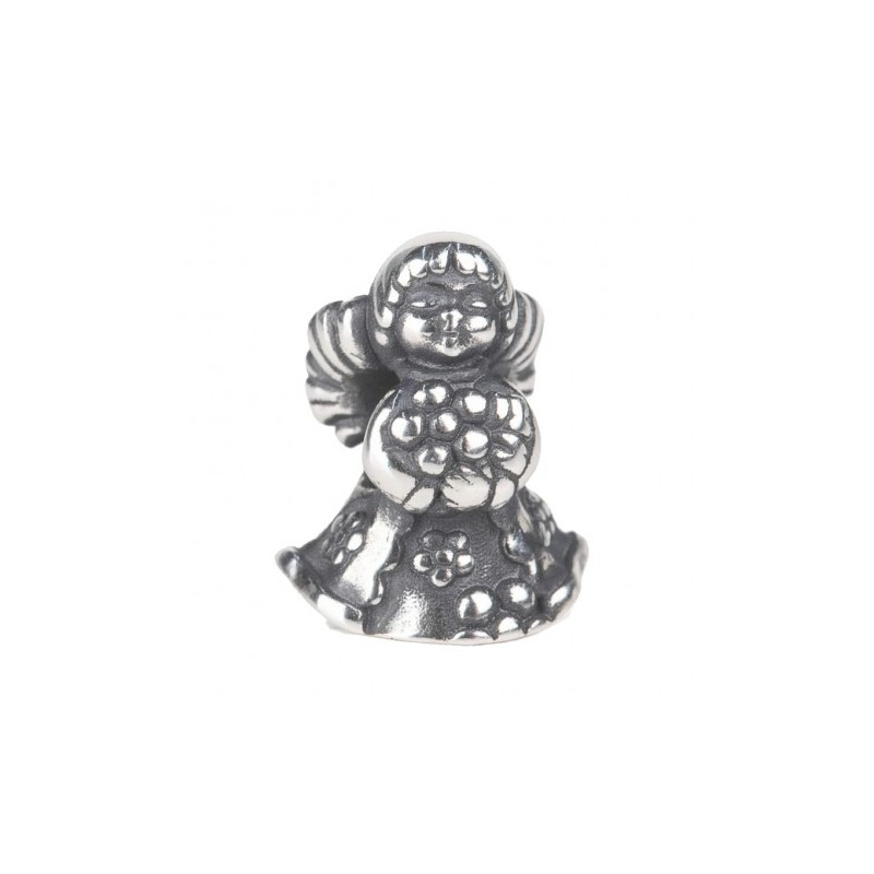 Beads trollbeads thun angelo con fiore - TAGBE-30159
