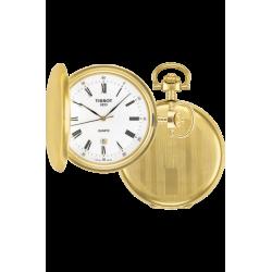 Orologio uomo tissot t-classic t-pocket saponette quartz - T83.4.553.13