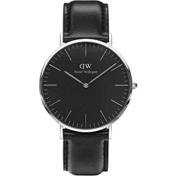 OROLOGIO DANIEL WELLINGTON CLASSIC BLACK SHEFFIELD - DW00100133