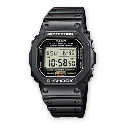 Orologio cronografo casio uomo g-shock style DW-5600E-1VER