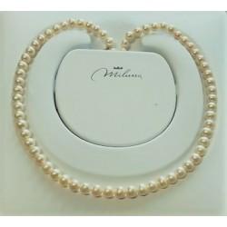 Collana donna perle miluna gioielli - PCL 4198