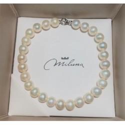 Bracciale donna perle miluna gioielli - PBR 1678