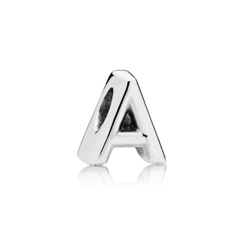 charm pandora alfabeto